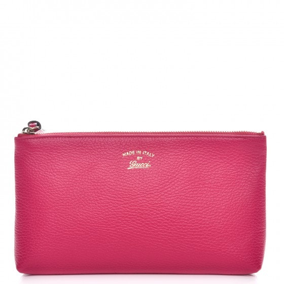 Gucci Swing Pouch Large Fuchsia