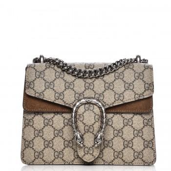 Gucci Dionysus Shoulder Bag GG supreme