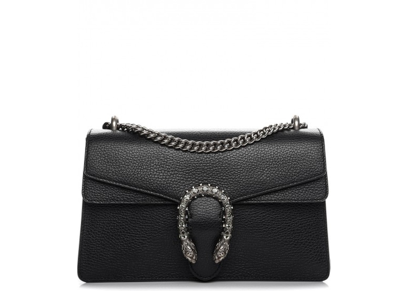 cbdd8a3df8ac Gucci Dionysus Shoulder Bag Small Black. Small Black