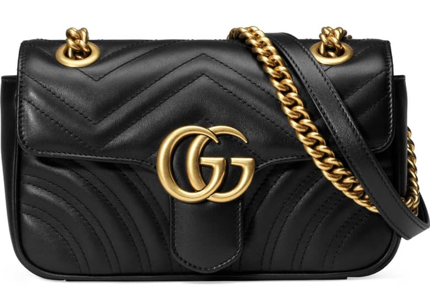Gucci Marmont Mini Black