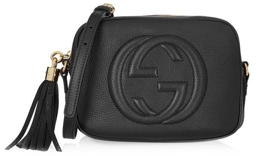 Gucci Soho Disco Crossbody Small Black