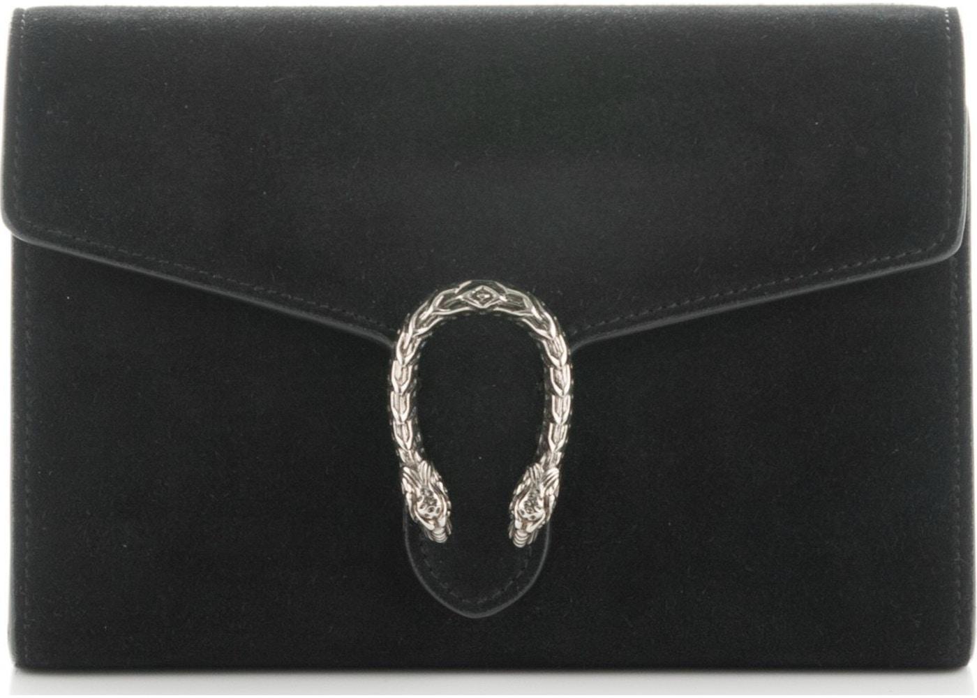 739f61843504 Sell. or Ask. View All Bids. Gucci Dionysus Shoulder Mini Black