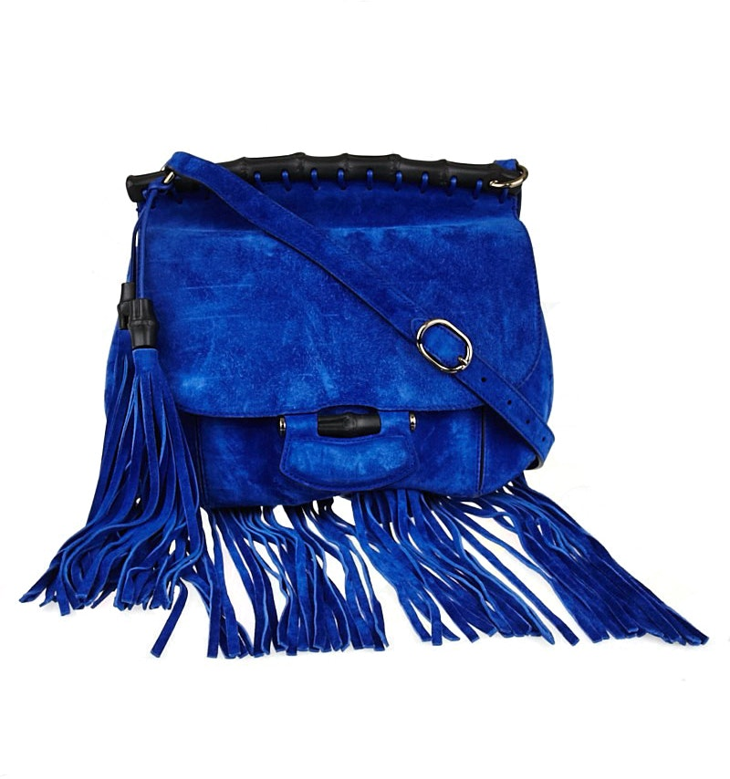 Gucci Nouveau Crossbody  Blue