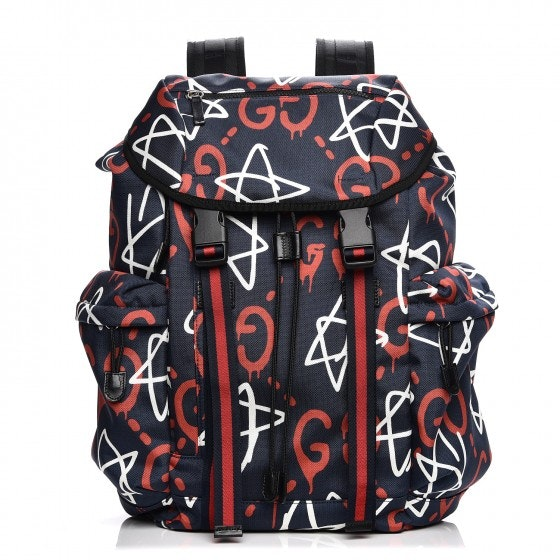 Gucci Techpack Backpack GucciGhost