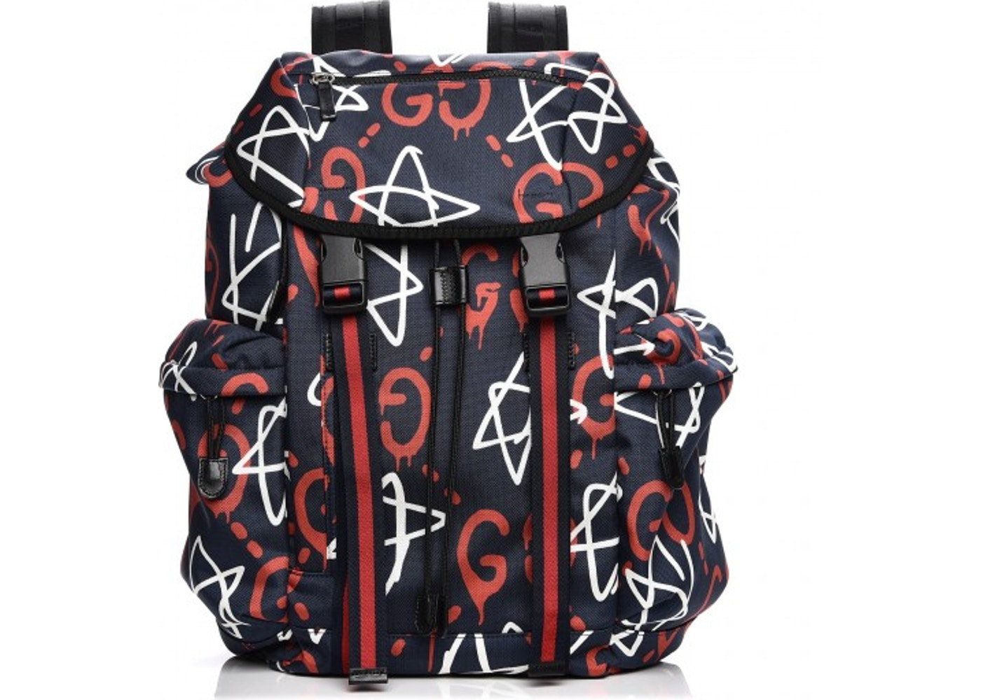ebc62370988 Gucci Techpack Backpack GucciGhost. GucciGhost