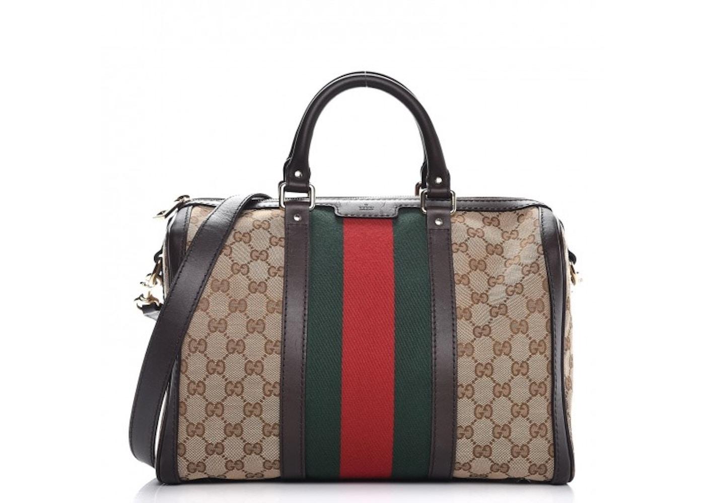 1ad0516f533 Buy   Sell Gucci Boston Handbags - New Highest Bids