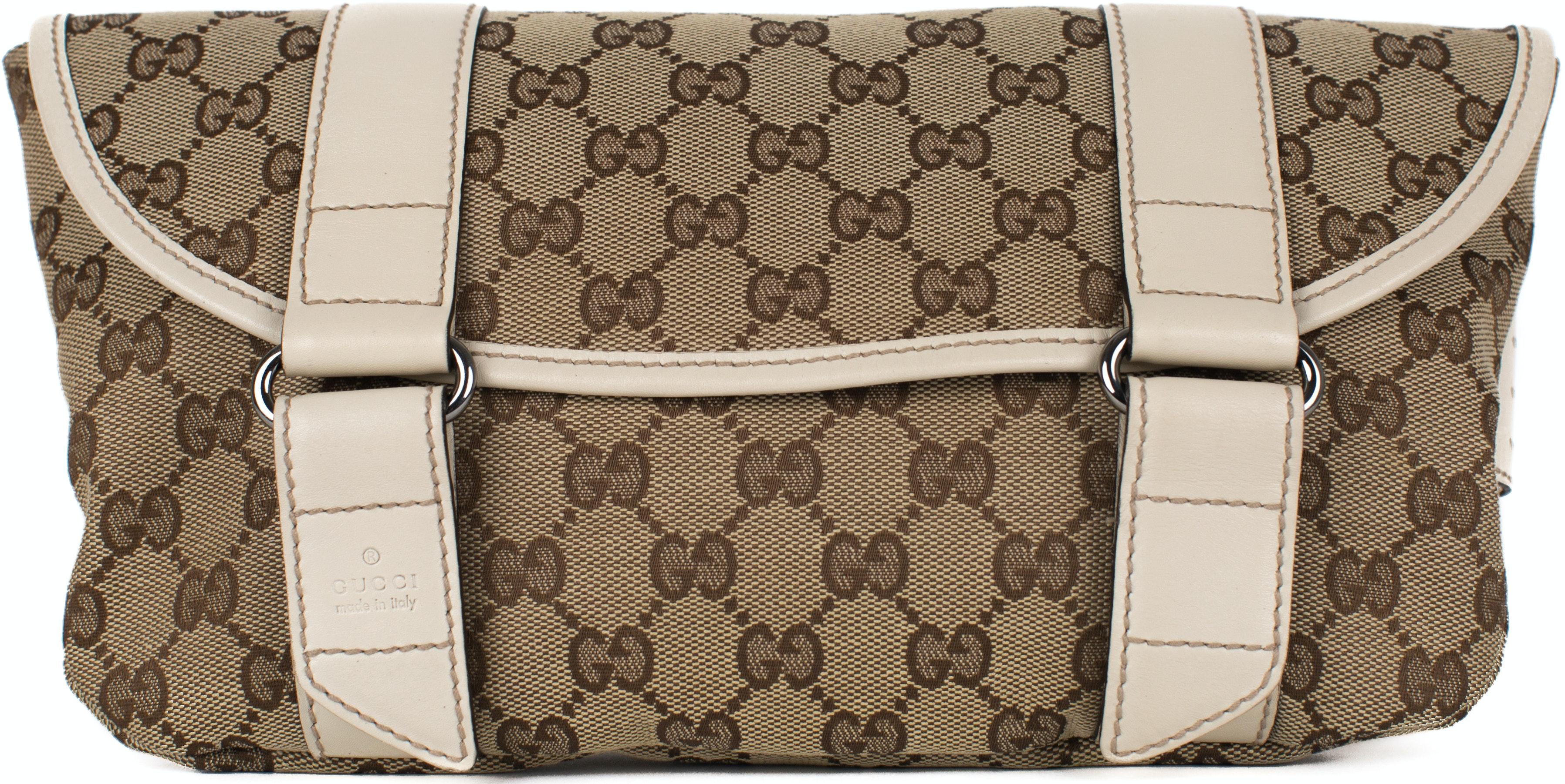 Gucci Waist Bag GG Canvas