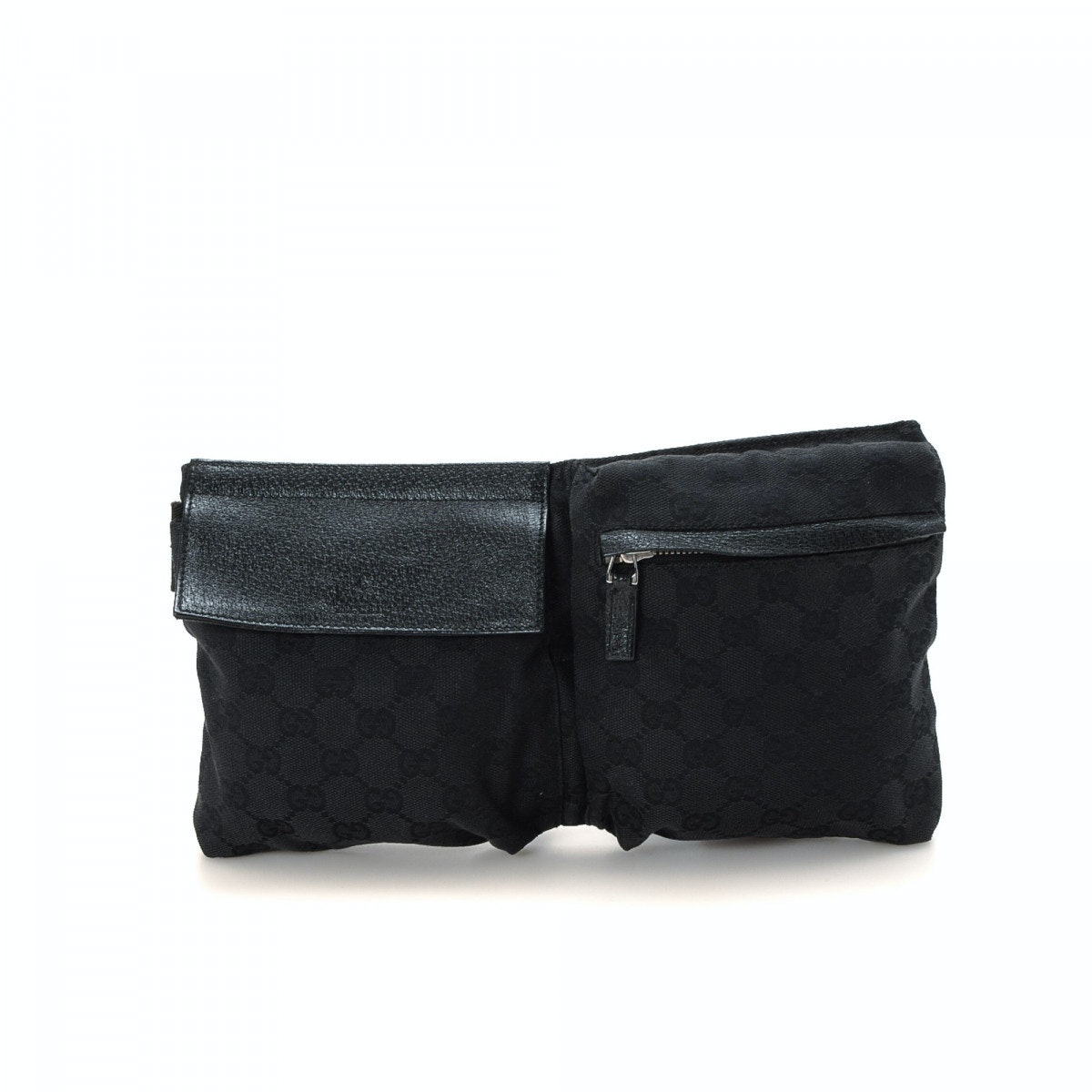 Gucci Waistbag Monogram GG Black