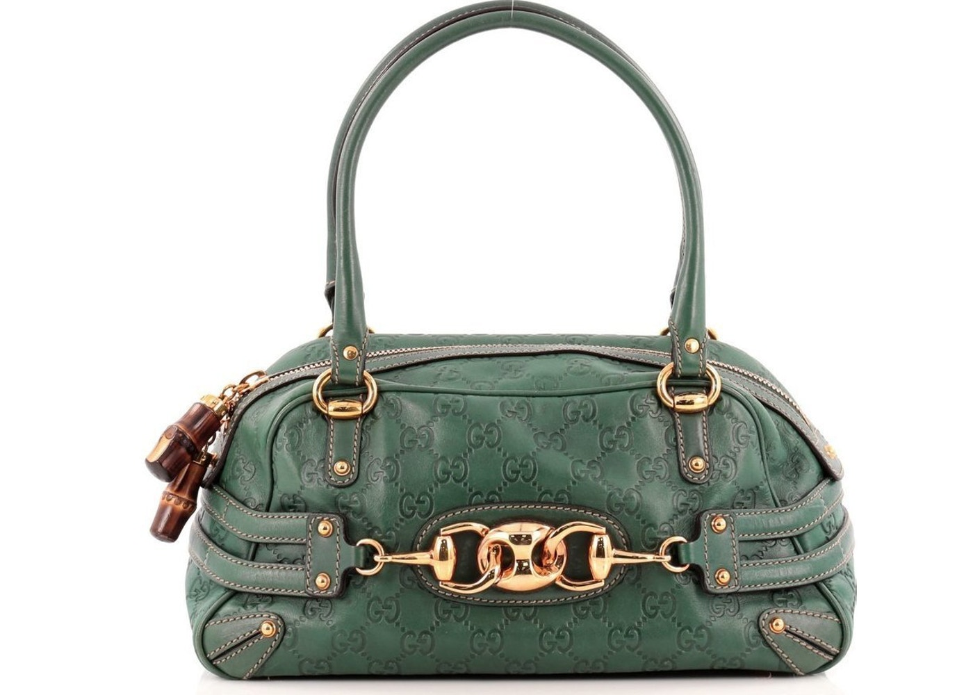 6c61cd957b0 Sell. or Ask. View All Bids. Gucci Wave Boston Bag Satchel ...
