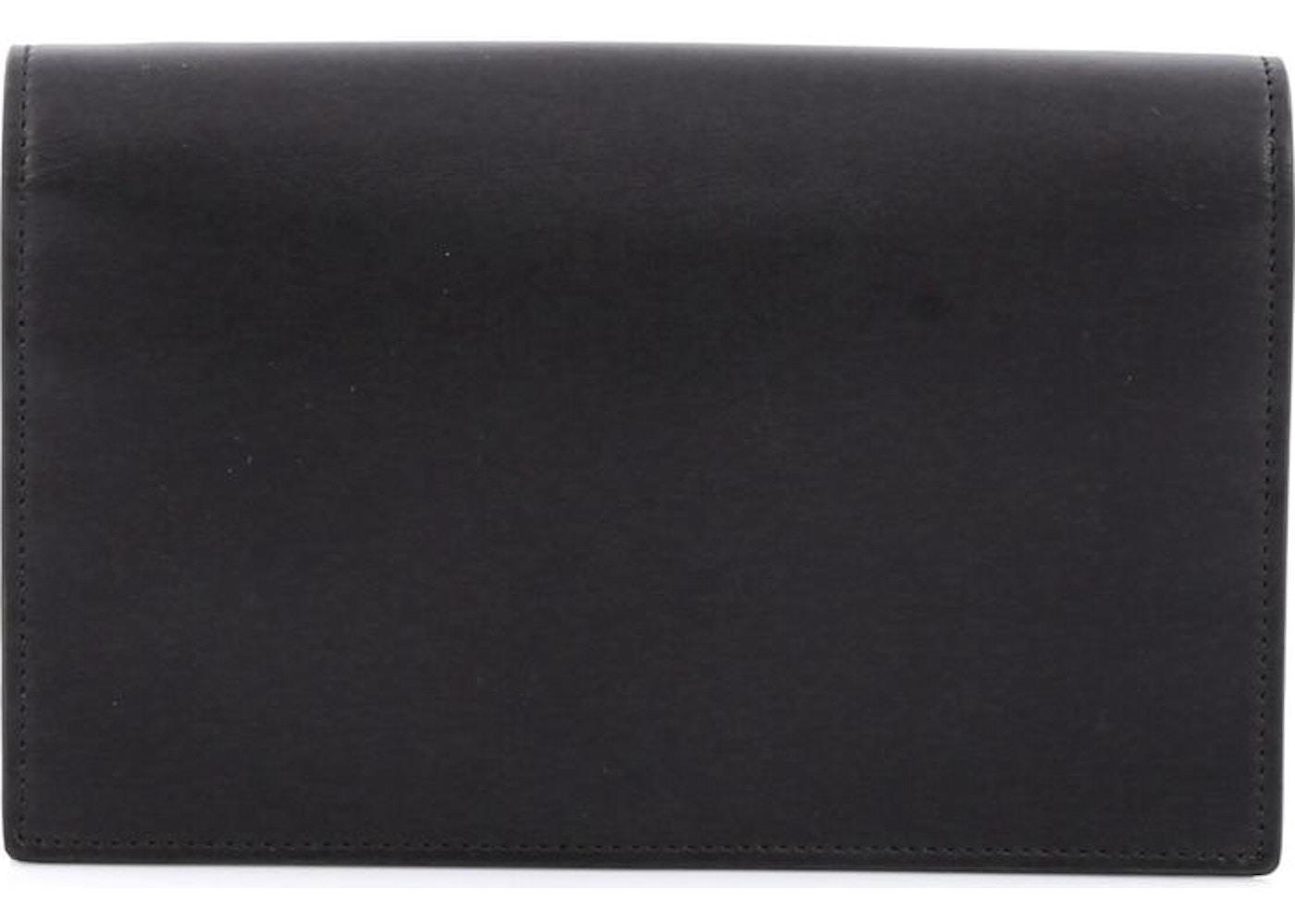 72dec6100 Gucci Xl Shoulder Chain Bag Mini Black
