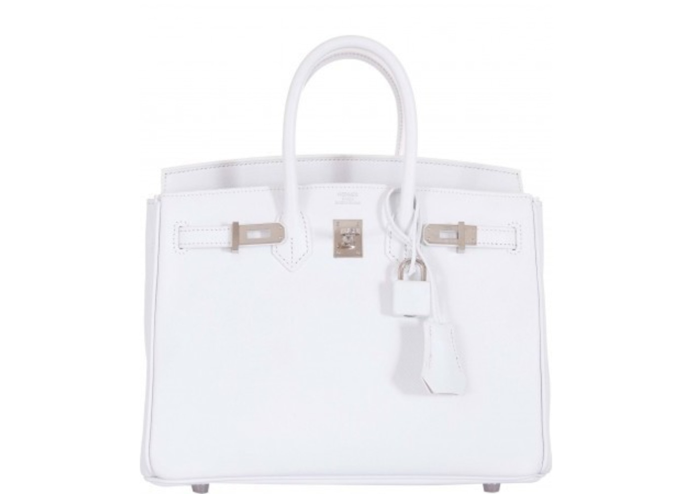a7410b201c21 Sell. or Ask. View All Bids. Hermes Birkin Epsom 25 White