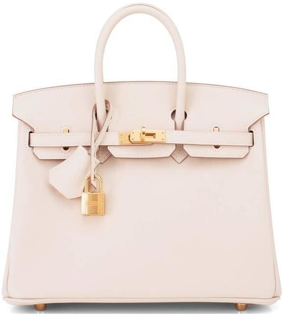 Hermes Birkin Swift 25 Craie