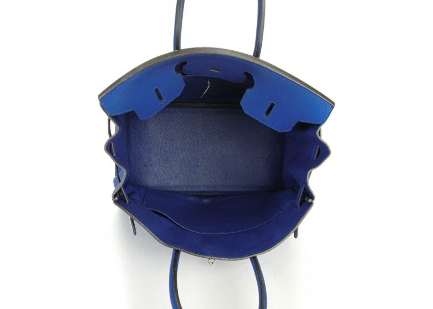 9c409dcd1c Hermes Birkin Togo 35 Bleu Electrique