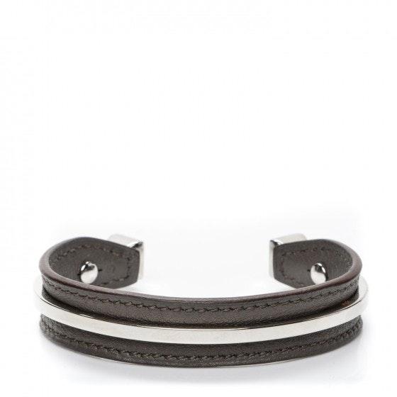 Hermes Bracelet Binome Cuff Swift S