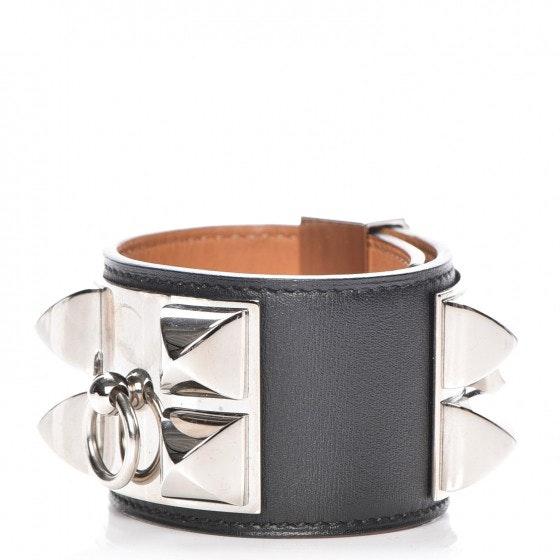 Hermes Bracelet Collier de chien Chamonix S