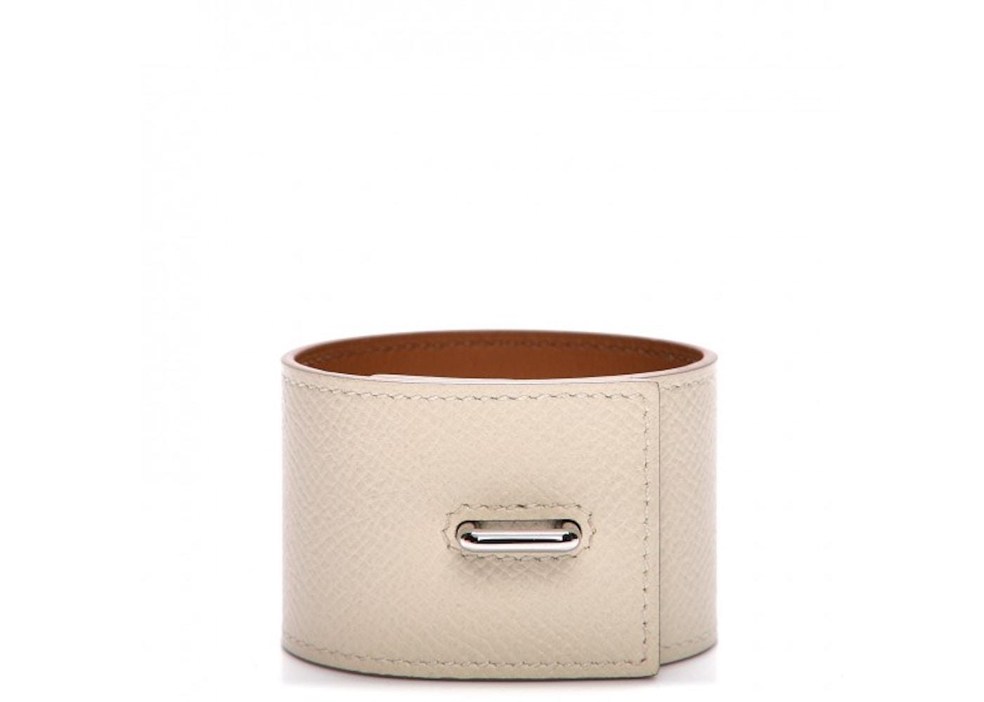 złapać ceny detaliczne świeże style Hermes Bracelet Cuff Curiosite Epsom S