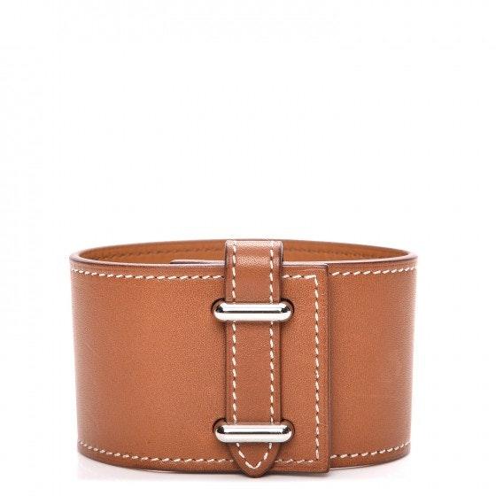 Hermes Bracelet Izy Cuff Barenia L