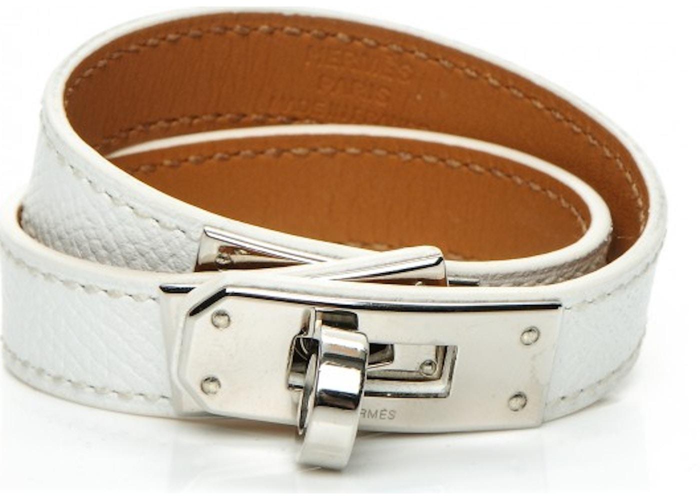 c79b8d5317b Hermes Bracelet Kelly Double Tour Epsom XS. Epsom XS