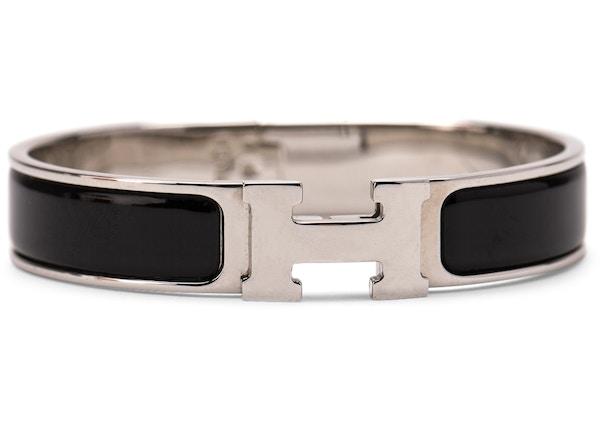 Hermes Clic Clac H Bracelet Enamel
