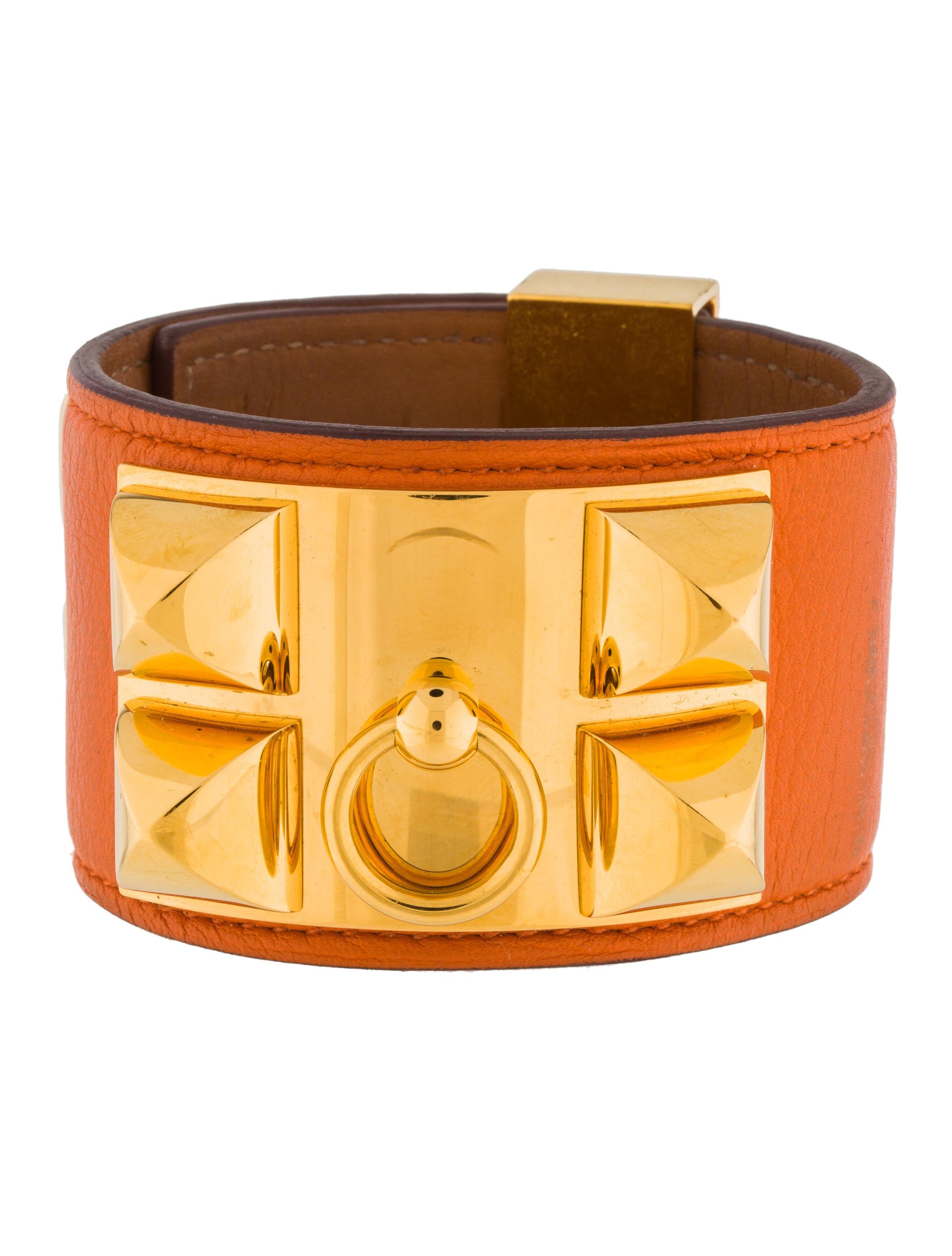 Hermes Cuff Collier De Chien