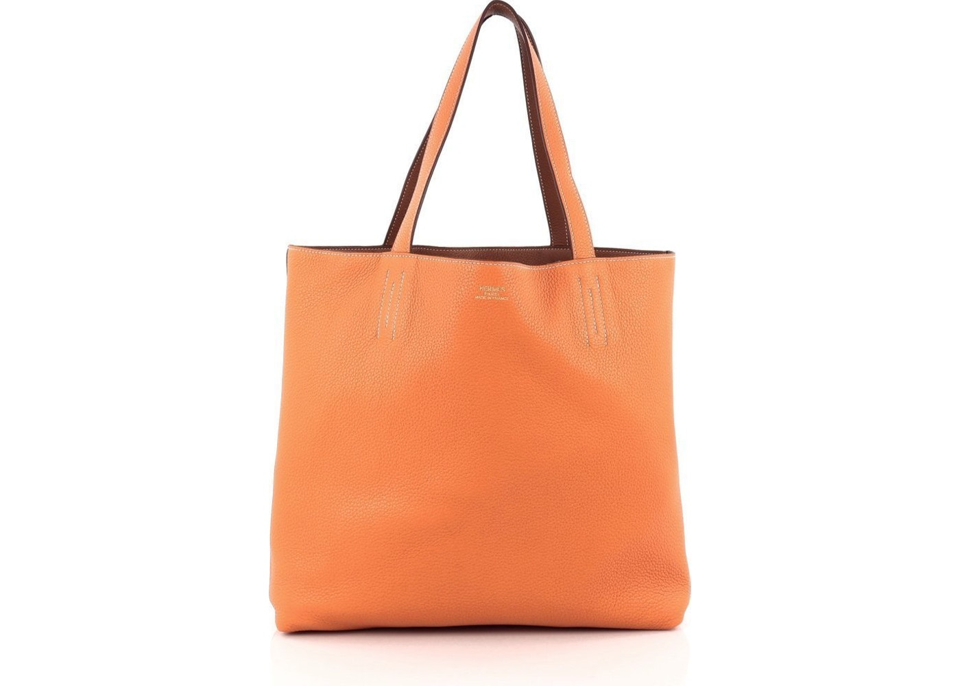 6d07650e09cb Sell. or Ask. View All Bids. Hermes Double Sens Tote Clemence 36 ...