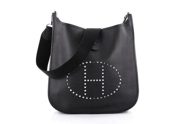 ee82e42e01 Buy   Sell Hermes Evelyne Handbags - Price Premium