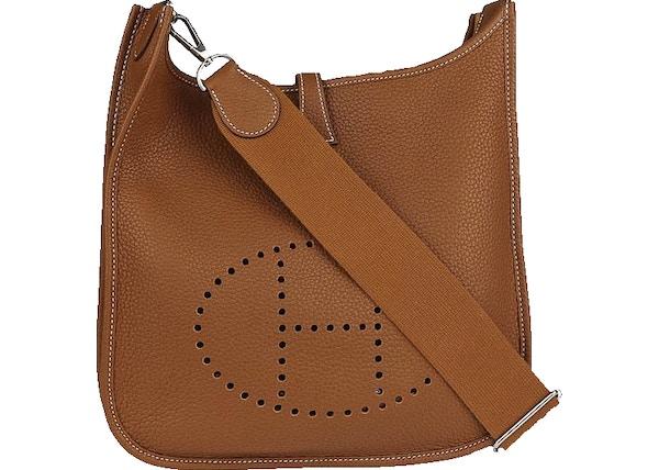 Buy   Sell Hermes Evelyne Handbags - Price Premium 28da20353df2b