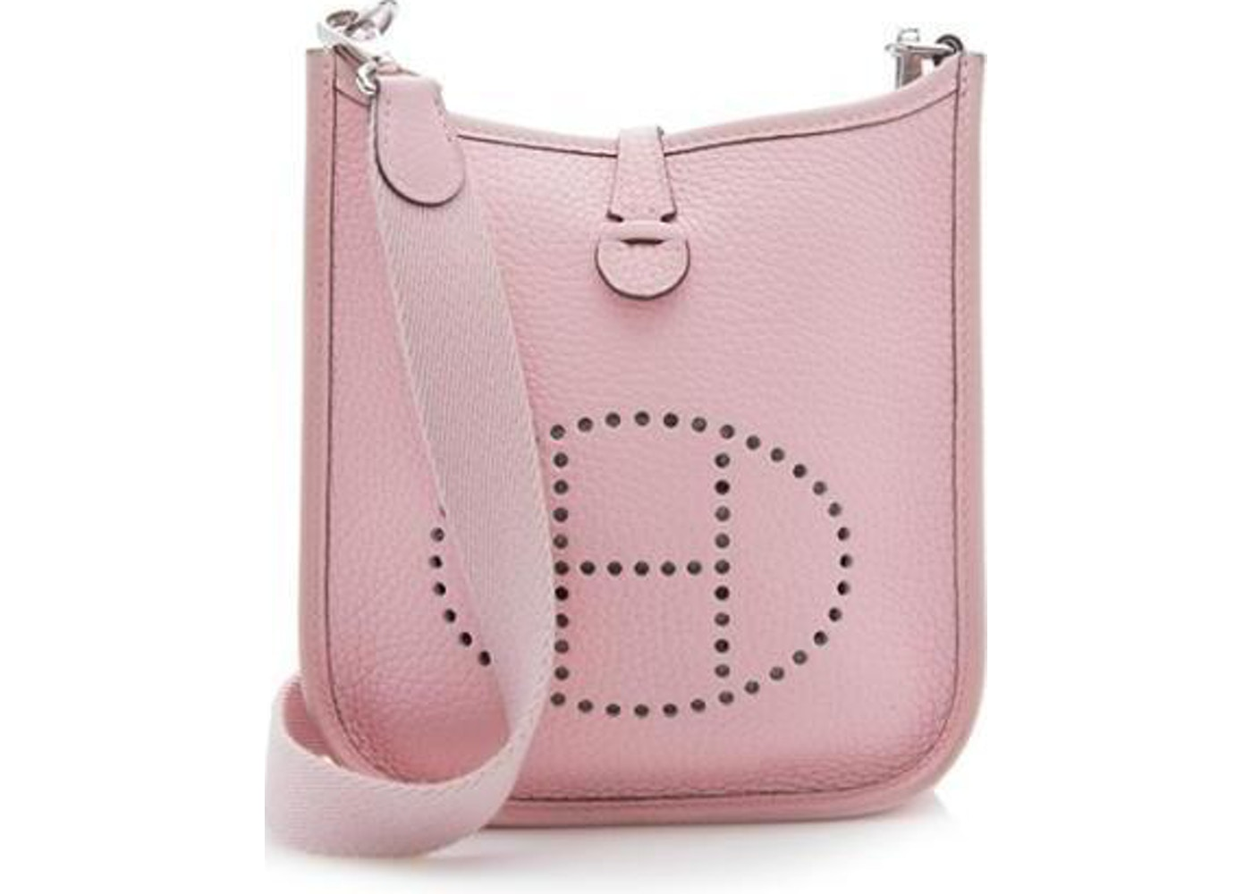 54e00056ff9 Sell. or Ask. View All Bids. Hermes Evelyne III Clemence TPM Pink