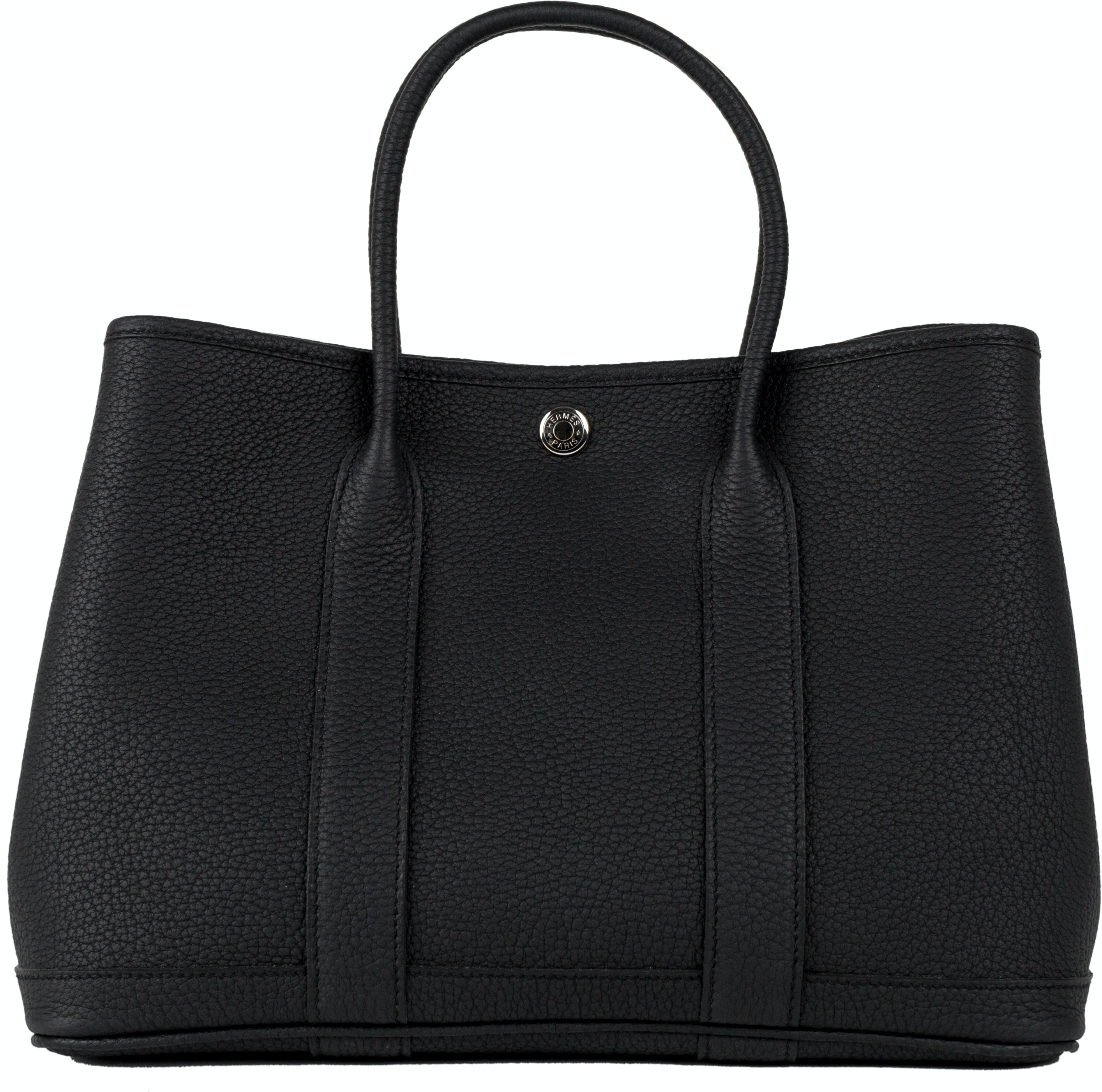 garden party hermes. Hermes Garden Party Tote Negonda TPM Black -