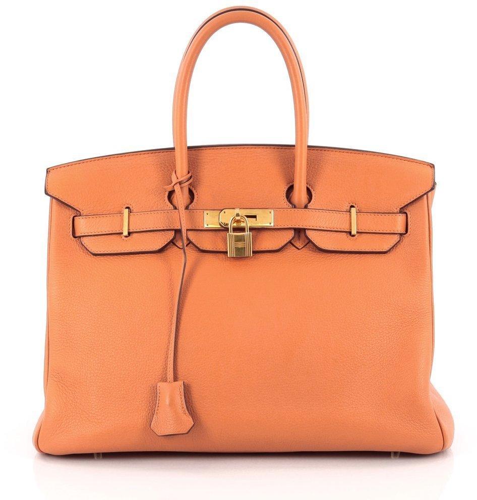 b3e3495701 ... sweden hermes handbag birkin clemence 35 orange d36e8 22deb