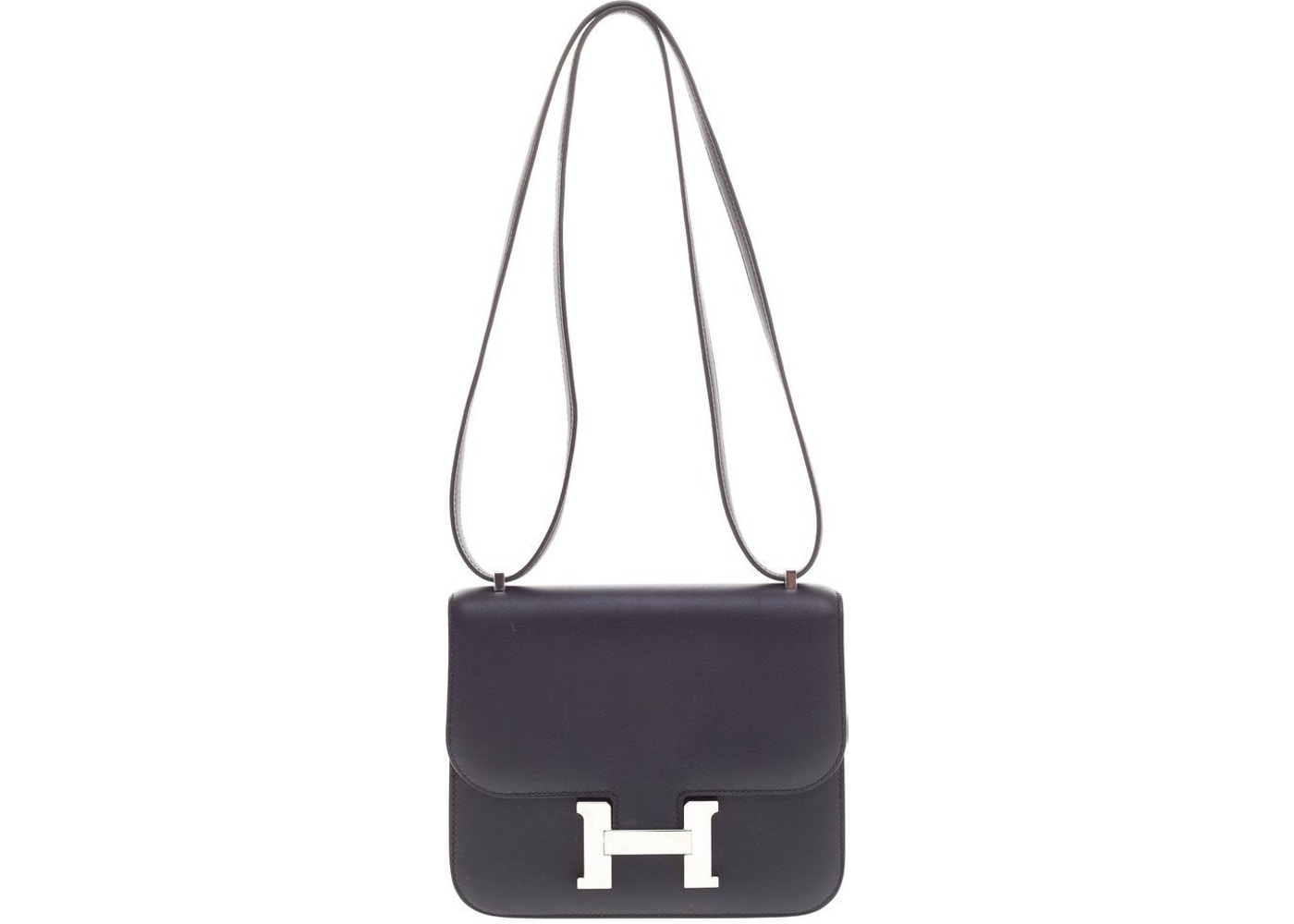 7873fde322c1 Sell. or Ask. View All Bids. Hermes Handbag Constance Swift 18 Black