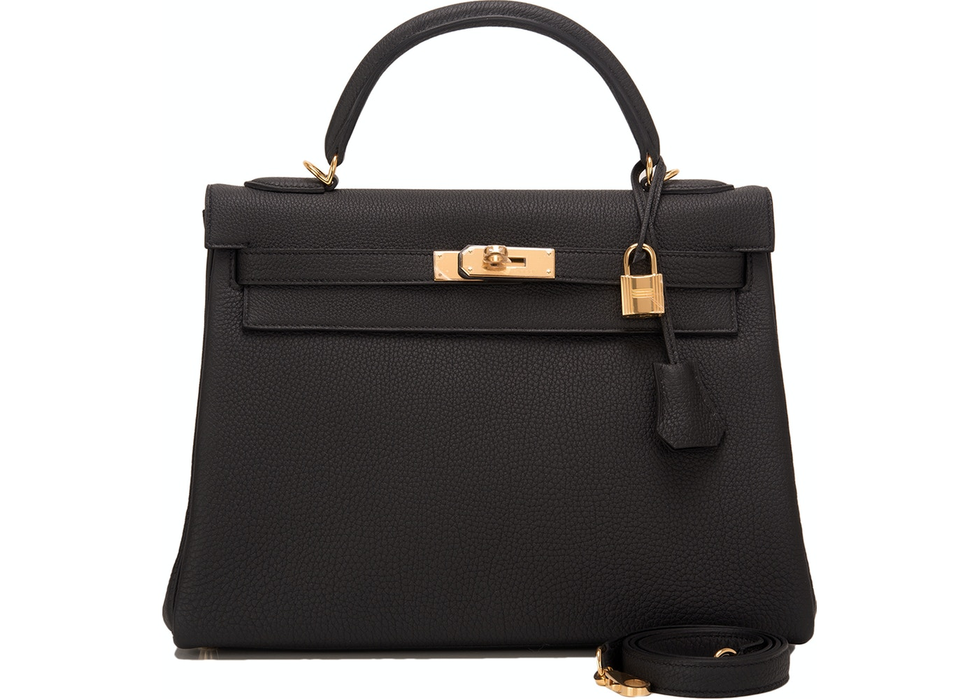 080cb0847d3c Sell. or Ask. View All Bids. Hermes Kelly Retourne Togo 32 Noir
