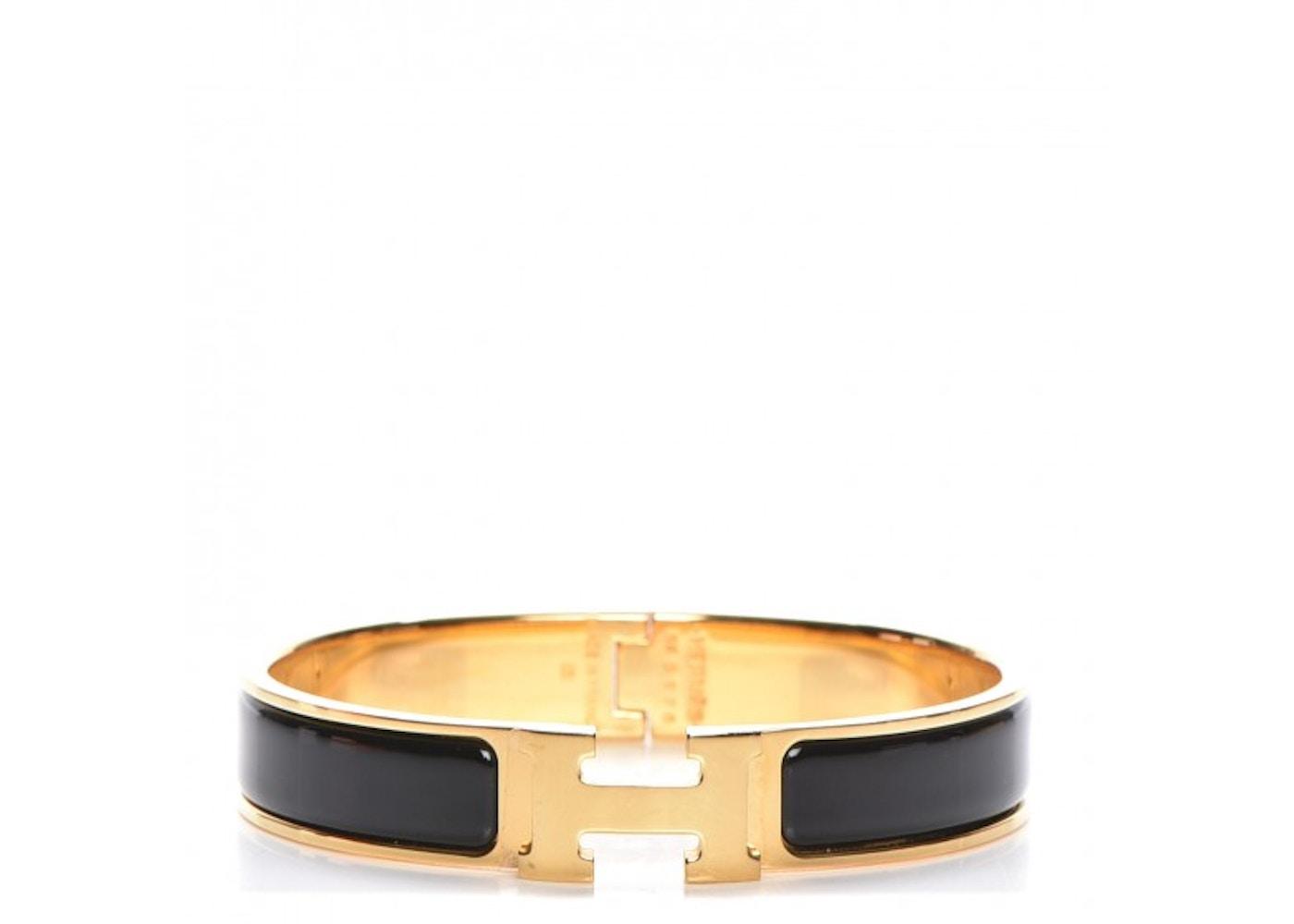 Hermes Bracelet Narrow Clic Clac H
