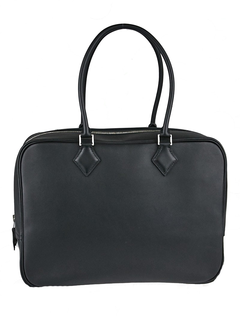 Hermes Plume Swift 32 Black