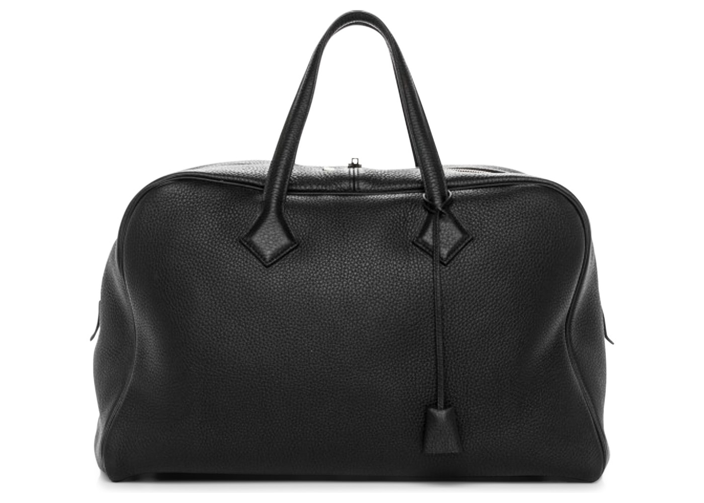 b86a63b23c47 Sell. or Ask. View All Bids. Hermes Victoria II Clemence 43 Black