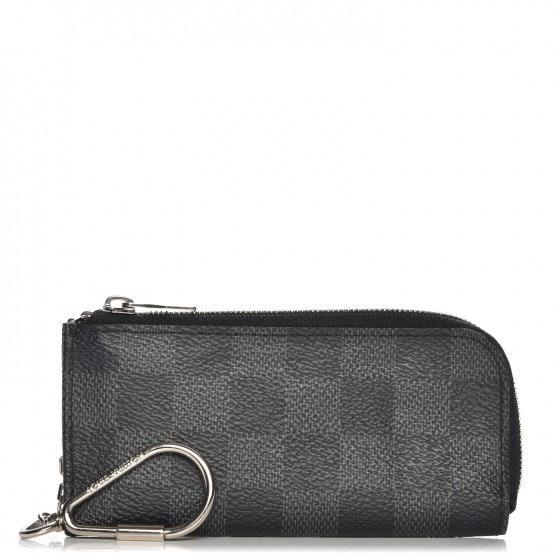 Louis Vuitton 4 Key Holder Damier Graphite