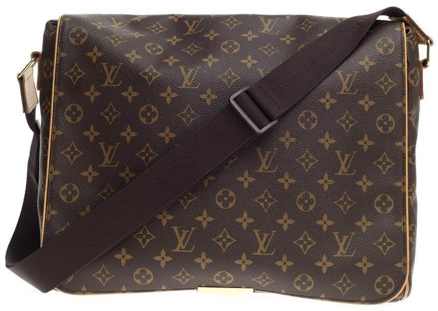 Louis Vuitton Abbesses Monogram Canvas Brown