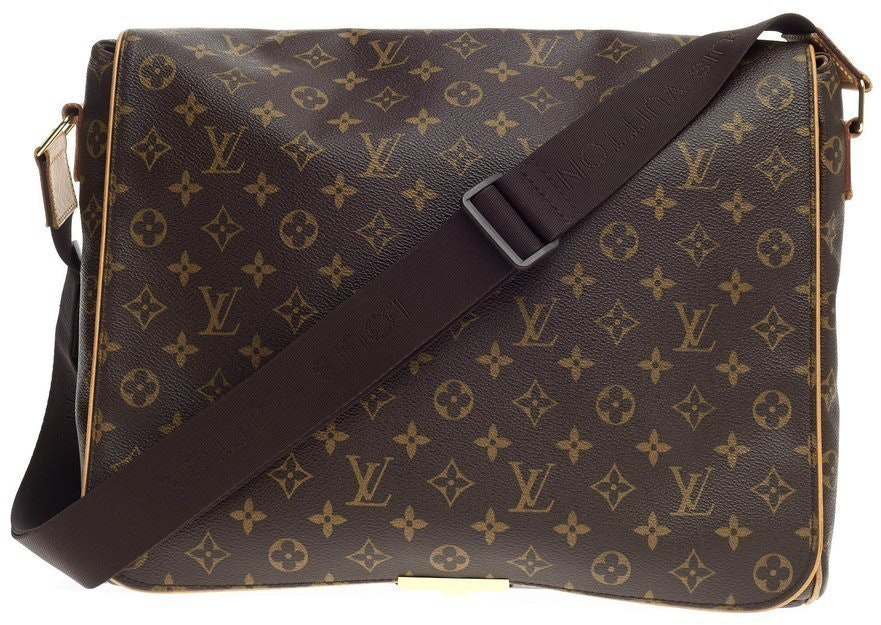 Louis Vuitton Abbesses Monogram Canvas Brown