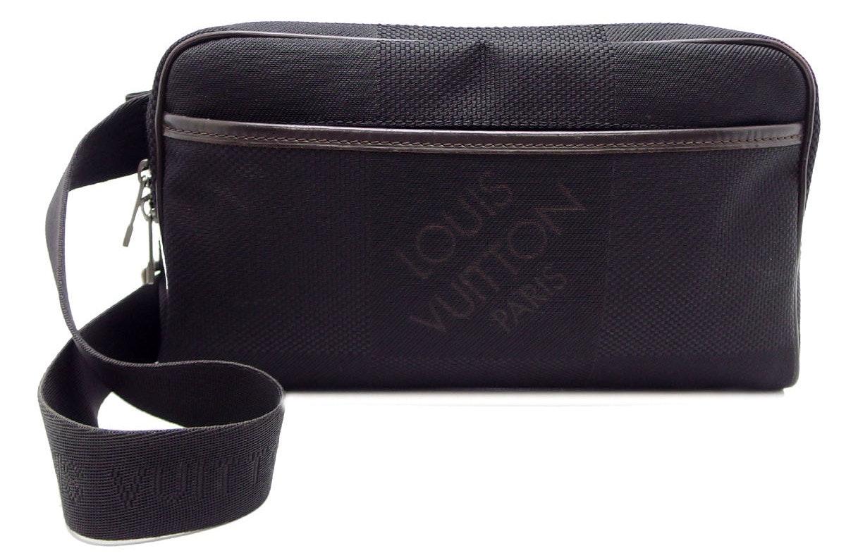 Louis Vuitton Acrobat Waist Bag Damier Geant Black/Brown