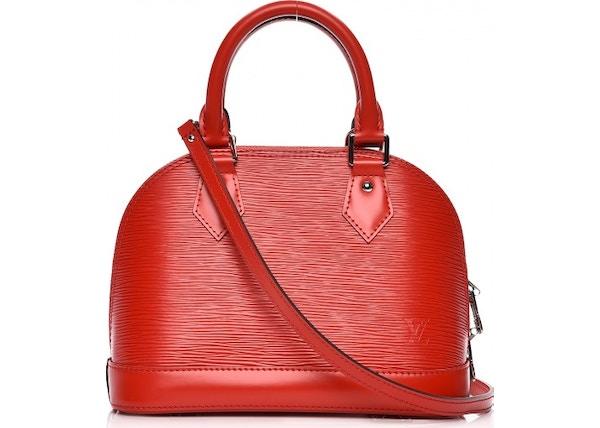 b38f8130a98d Buy   Sell Louis Vuitton Alma Handbags - New Highest Bids