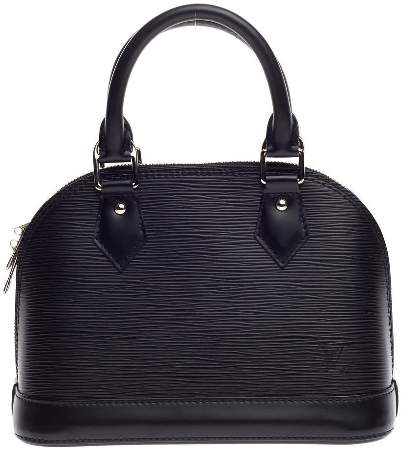 Louis Vuitton Alma Epi BB Black