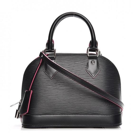 Louis Vuitton Handbag Alma Epi BB