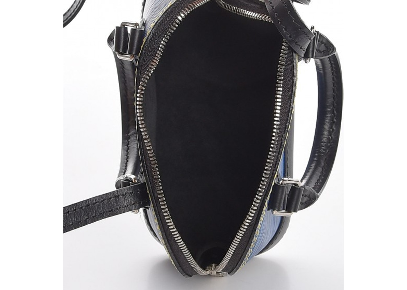 9f758f00f2cd Louis Vuitton Alma Epi Nano Denim