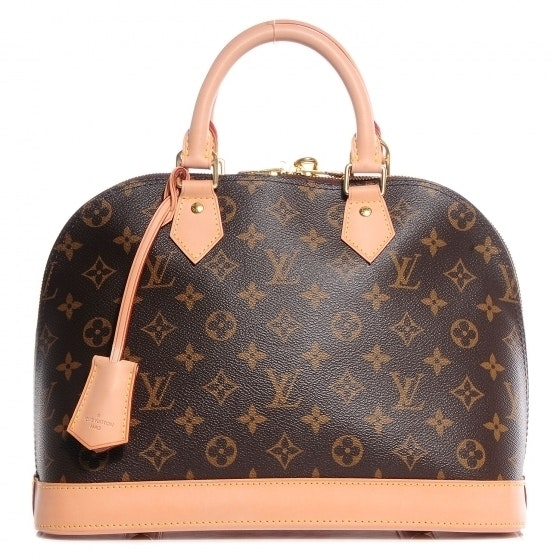 Louis Vuitton Alma PM Monogram Brown