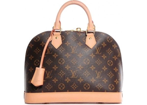 Louis Vuitton Alma PM Monogram Brown d5d67b5dfd878