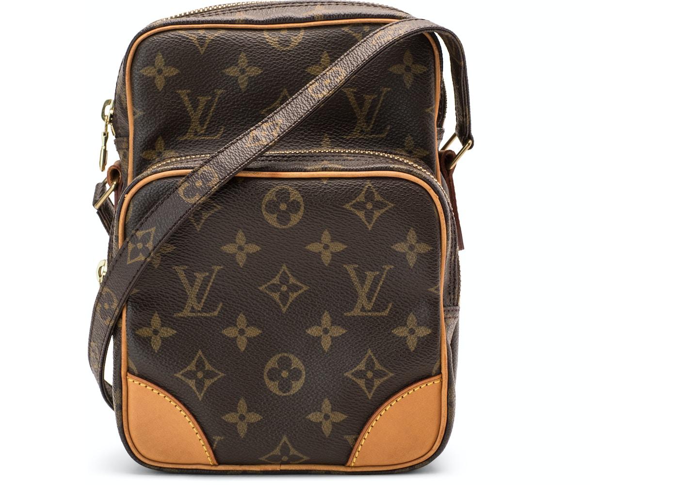 9ec6c85e4 Louis Vuitton Amazone Monogram Canvas Brown. Monogram Canvas Brown