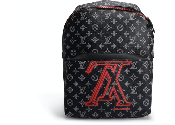0eb484735273 Louis Vuitton Apollo Backpack Monogram Upside Down Ink Navy