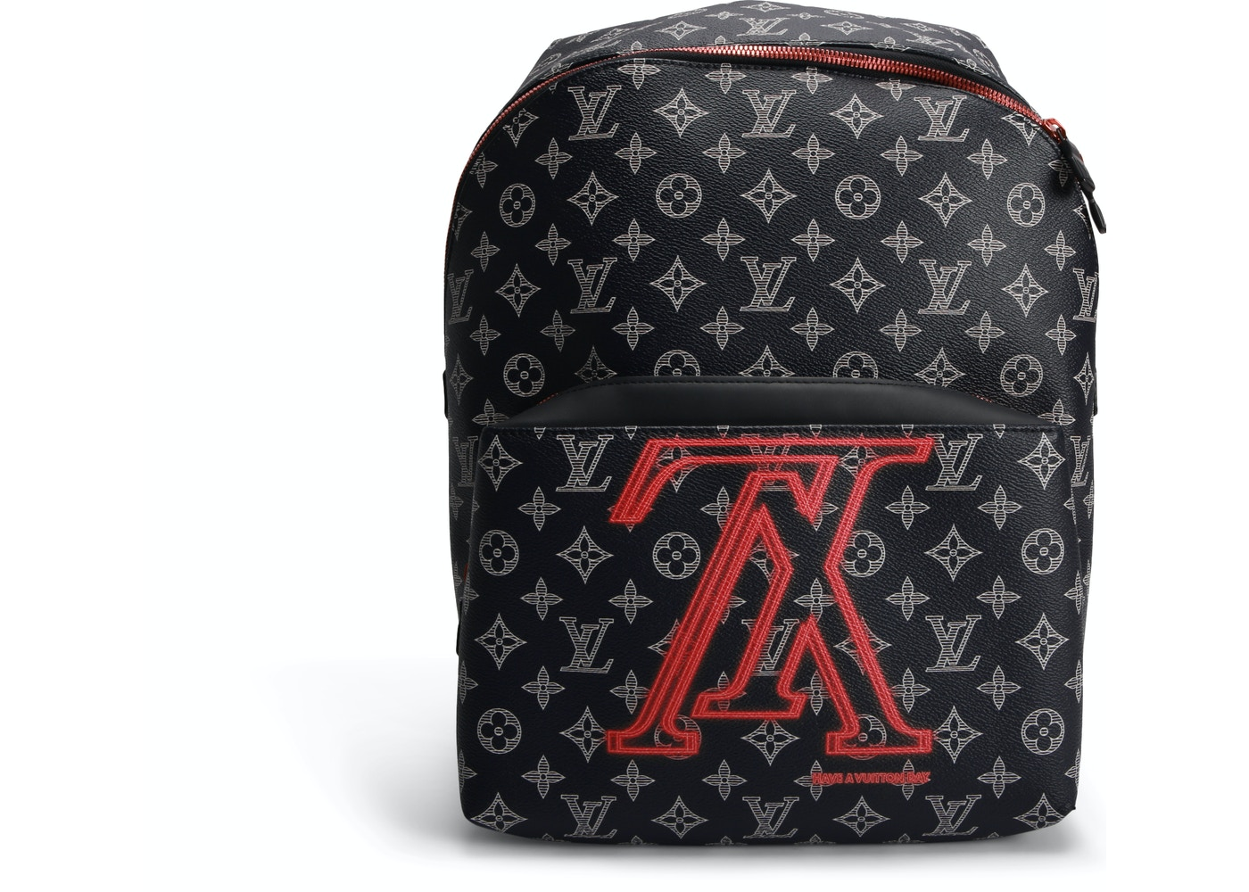 778b211cf47d Louis Vuitton Apollo Backpack Monogram Upside Down Ink Navy. Monogram Upside  Down Ink Navy