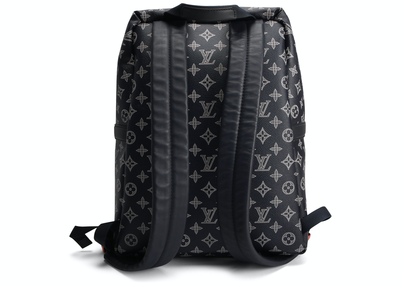 d84065f527f5 Louis Vuitton Apollo Backpack Monogram Upside Down Ink Navy