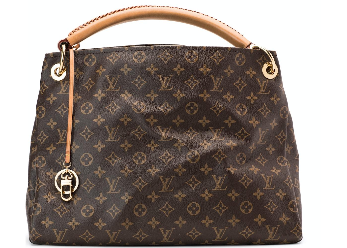 226427bc23 Louis Vuitton Artsy Monogram MM Brown. Monogram MM Brown